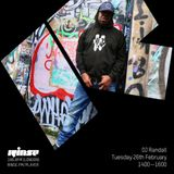 RAndall IN Session // RInseFM // 26:02:19 #1