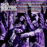 Nick Warren – Psychedelic Sound Garden Show /  Special Edition /