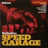 Dominic B – Definitive Speed Garage (Deluxe Magazine, 1998)
