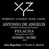 Xcire 13.12.15 XYZ @ Republik (Madrid)