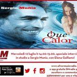 #SMsummer interevista a @OfficialMuniz con @Elena_Galliano