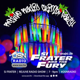 Si Frater & The Fury - Rejuve Radio SHOW #17 - 09.12.17 #OSN Radio (DECEMBER 2017)
