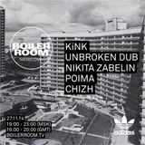 KiNK @ Boiler Room Moscow (2014.11.27)