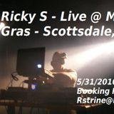Live @ Movin' Mondays, Mardi Gras - Scottsdale, AZ