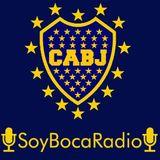 SoyBocaRadio el día que se inauguro el monumento a Bianchi