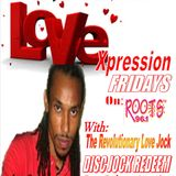 LOVE EXPRESSION FRIDAYS with DISC JOCK REDEEM (Sept 26, 2014)