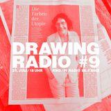 Drawing Radio #9 / Radio Woltersdorf