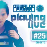 Playing Live #25 (Old Set)