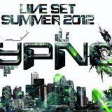 Hypnos Live Set Summer 2012