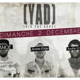 2012.12.02 - Amine Edge & DANCE @ You Are Different, Nice, FR