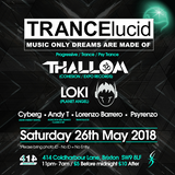 Andy T TRANCElucid teaser mix for Club 414. Brixton, Sat 26th May 2018