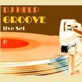 Dj Help - GROOVE Live Set (2015)