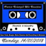 Franco Sciampli Mix Sessions   (14.01.2018)