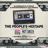 DJ EARWAXXX SET 2-26-16 The People's Mixtape