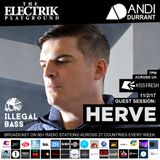 Electrik Playground 11/2/17 inc Hervé  Guest Session