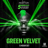 Green Velvet - live at Exchange (Los Angeles) - 29-Jul-2017