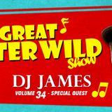 DJ James for Jester Wild Show (February 04, 2012)