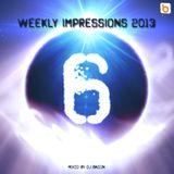 Weekly Impressions 2013 vol.6