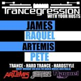 Artemis on Trancegression 348 Kiss FM Dance Music Australia 8/9/14