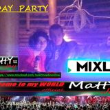 Matty Jay LIVE Sysia B-Day Party  Cicha Góra 2015-04-18 Official SHOW part one