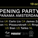 Jay Lumen - live at Panama Opening Party (ADE 2016, Amsterdam) - 19-Oct-2016