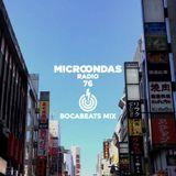 Microondas Radio 76 / Bocabeats mix, Dam-Funk, DJ Rashad, TT The Artist, RP Boo, Pusha T, DJ TiGa