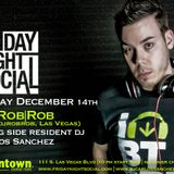 DJ ROB|ROB live @ Friday NIght Social 12-14-12