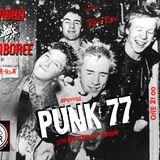 "Urban Jamboree 19/04/017 speciale ""PUNK 77"" 3th wave of british invasion conduce Rex Rox dj selecter"