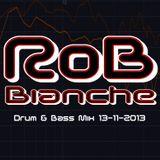 RoB Bianche Drum & Bass Mix 13-11-2013
