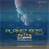 Planet Ibiza - Radio Podcast mixed & compiled by Ethan Hunt - Hour 1 Beachgrooves Radio