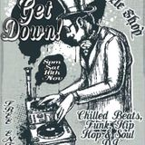 "Live from ""Get Down!"" @ Ye Olde Bottleshop, Coffs Harbour NSW on Sat Nov 16, 2013"