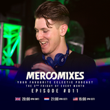 MercoMixes podcast #011 (radio show)