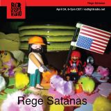 "REGE SATANAS 360 ""Ostara Madness"" @ Red Light Radio 04-24-2019"