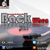 January Old Skool Mix :- Back When Vol 1