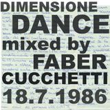 Dimensione Dance 1986_07_18 by Faber Cucchetti