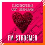 FM STROEMER - Legends Of House Volume 23 - mixed by FM STROEMER | www.fmstroemer.de
