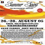 Leigh Johnson @ Summer Spirit Festival - Militärflugplatz Niedergörsdorf - 26.08.2005