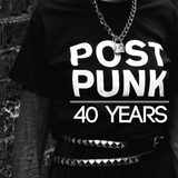 40 years of Post-Punk by Christabel