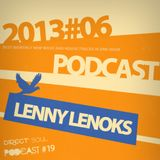 Lenny Lenoks - 2013#06 - Direct Soul Podcast 019