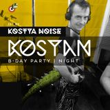 Kostya Noise - HB Kosyan 2015! (Night Live mix)