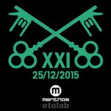 Menthos - set Natale Anticlericale 2015 @Torchiera