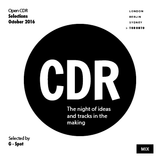 Open CDR Selections October 2016