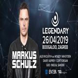 Davey Asprey - Live from Legendary Festival Zagreb Croatia (26.04.2019)