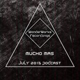 Mucho Mas | WonderWorks Recordings July 2015 Podcast