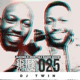 JAZZINGR MONTHLY RADIO SHOW STREET CULTURE SHOW #025 MIXED BY DJ TWIN