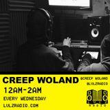 AN EVENING WITH CREEP WOLAND  001   VINYL SELECTION  2.12.15   12-2AM   @LVLZRADIO
