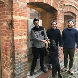 WW Berlin: Alex Barck with Project Mooncircle and HHV Records // 16-01-18