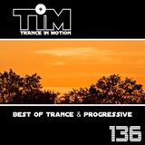 Trance In Motion 136