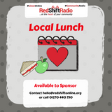 #LocalLunch - 8 Jan 2019 - Upcoming in Nantwich