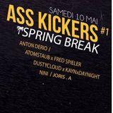 Ass Kickers #1 Warm up (live)